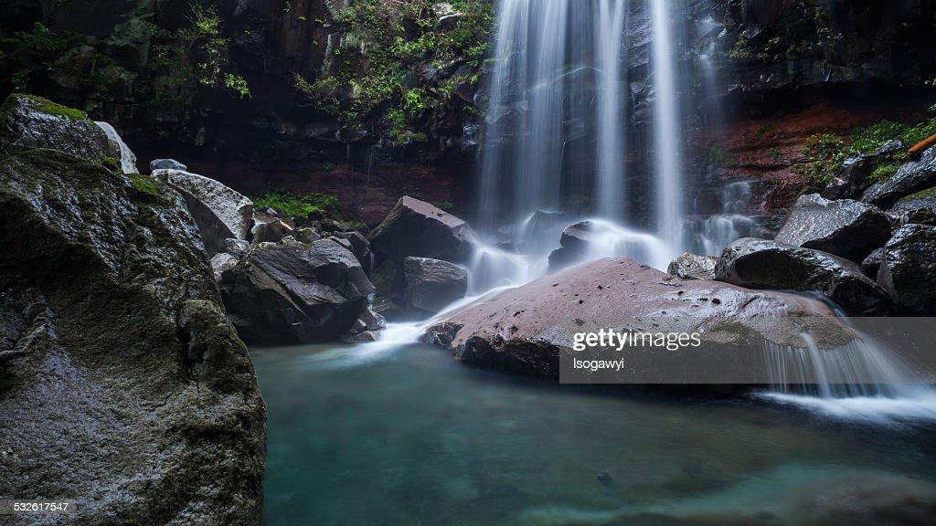 Garden Of Rocks And Water : ストックフォト