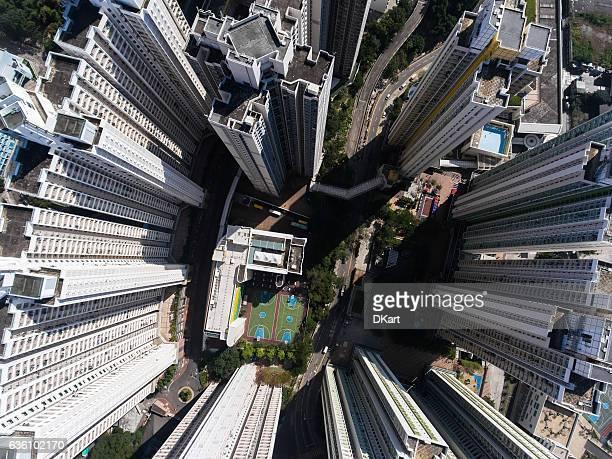 Garden of stones in Hong Kong
