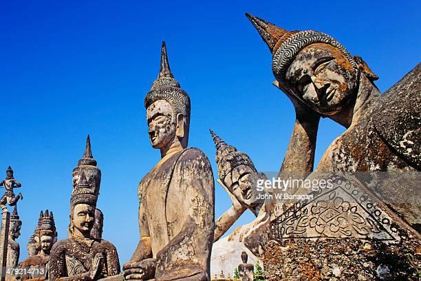 Garden of the Buddhas , Vientiane, Laos
