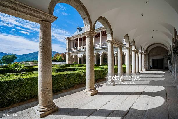 Garden of the friars El Escorial