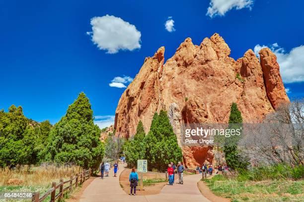 Garden of the Gods,National Natural Landmark,Colorado,USA