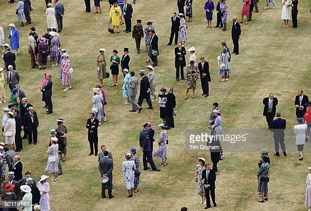 Garden Party At Buckingham Palacecirca 1990s