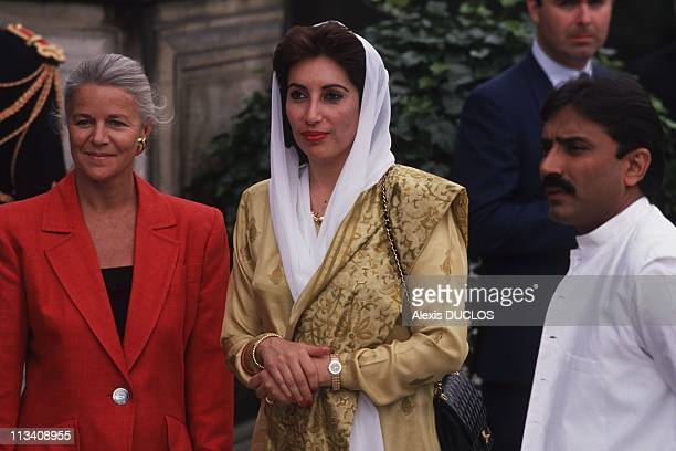 Garden Party At Lassay Hotel On July 14thIn ParisFrance