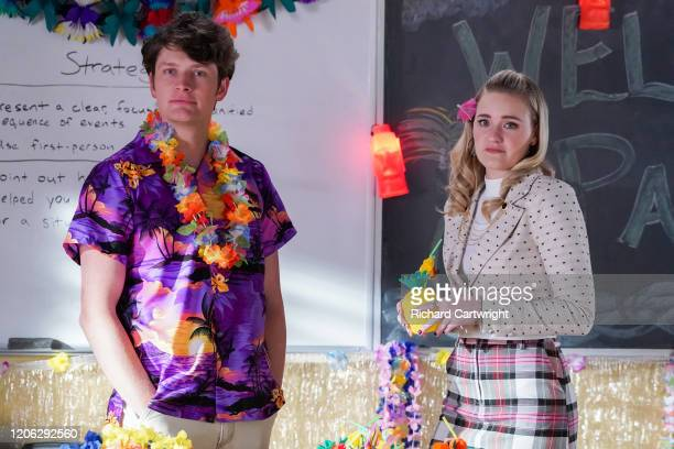 SCHOOLED Garden Party Cool parent Greg distracts CB from being a good teacher to help his son Weasel receive extra credit while former Principal Ball...