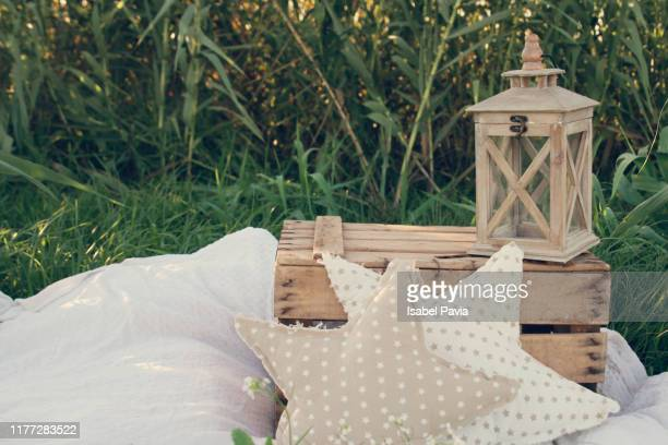 garden party decoration - art and craft product stock pictures, royalty-free photos & images