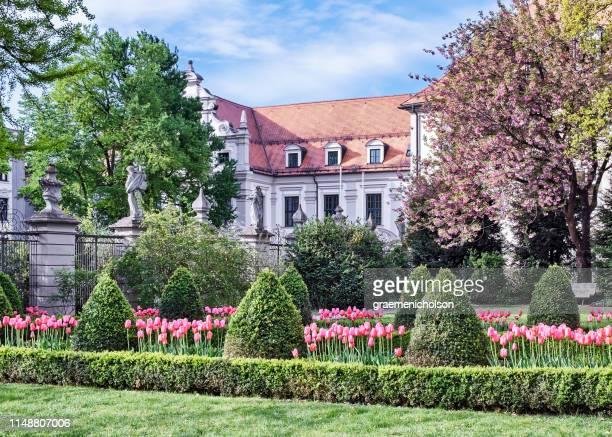 庭 - アウグスブルク ストックフォトと画像