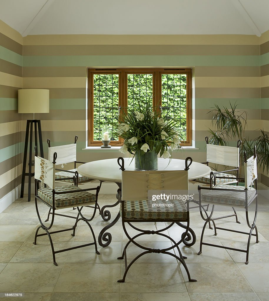 garden room : Stock Photo
