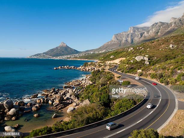 garden route near cape town, south africa - south africa stock pictures, royalty-free photos & images