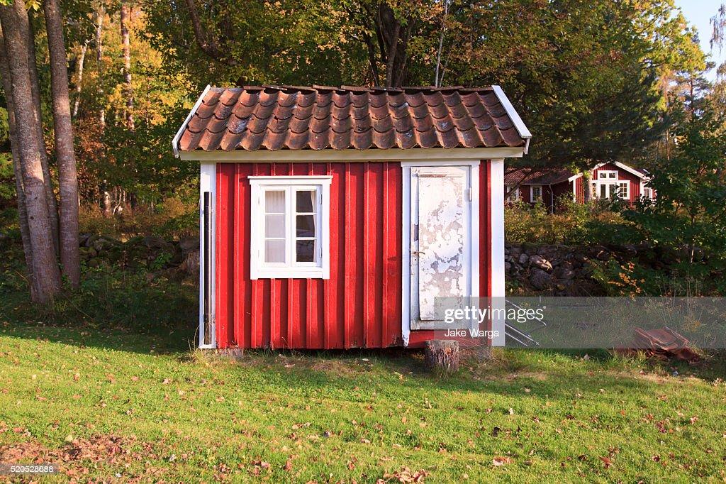 Garden Shed, Gotenborg, West Sweden