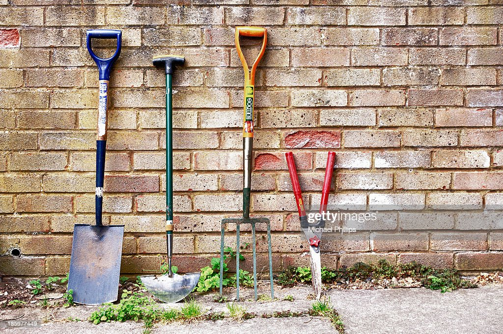 Garden Tools : Stock Photo