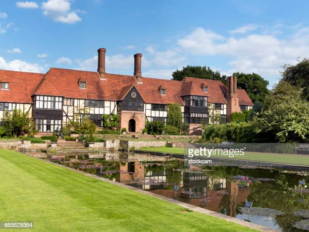 rhs garden wisley, england - surrey england stock photos and pictures