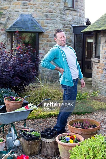 Gartenarbeit kann wieder gehen!