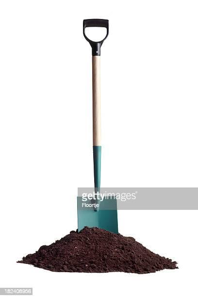 ガーデニング:土壌およびスペード