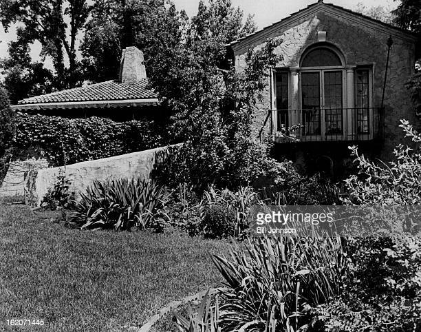 JUL 2 1980 JUL 11 1980 JUL 12 1980 Gardens And Gardening Spanish Style Home lends Itself to Forman Terraced Gardens The home of Mr and Mrs George R...