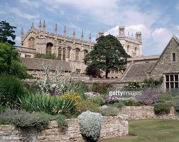 Gardens at Christ Church College, Oxford