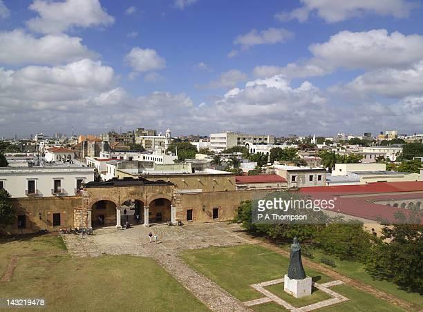 Gardens of Fort Ozama, Santo Domingo, Dominican Republic, Caribbean