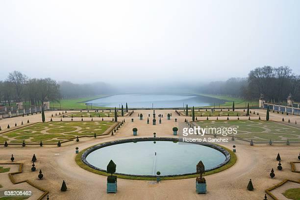 Gardens of Versailles Apollo Fountain