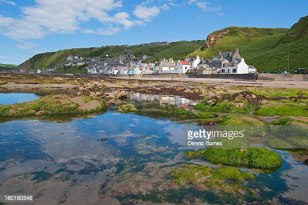 Gardenstown beach, Moray Firth, Aberdeenshire