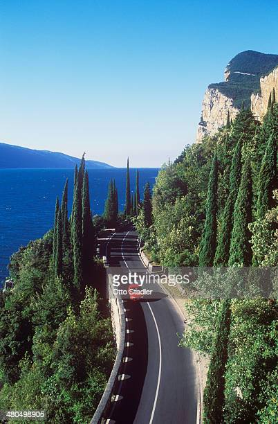 Gardesana Occidentale Road, Lake Garda