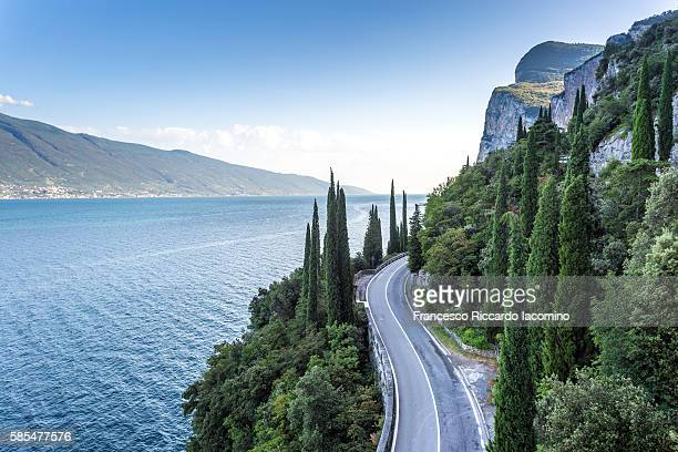 Gardesana scenic route, Lake Garda