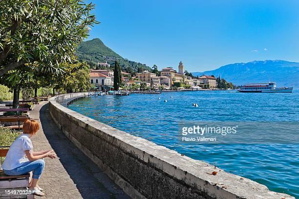 Gardone Riviera, Lago di Garda, Italia