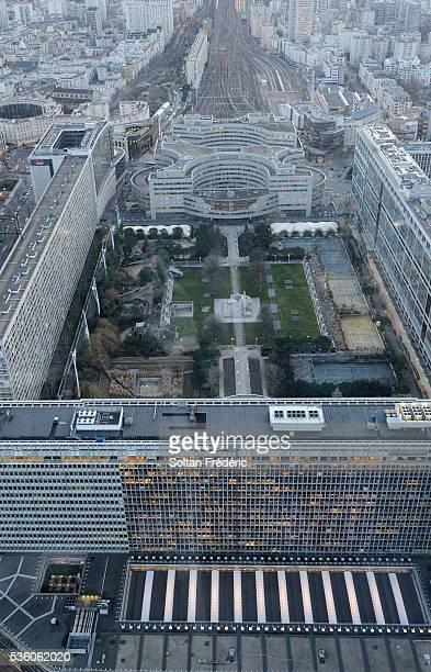 Gare Montparnasse in Paris