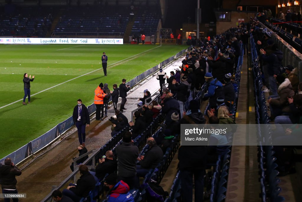 Wycombe Wanderers v Stoke City - Sky Bet Championship : News Photo