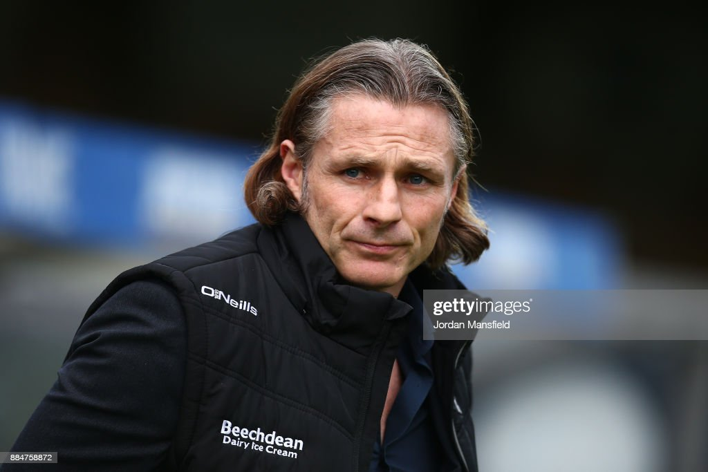 Wycombe Wanderers v Leatherhead - The Emirates FA Cup Second Round