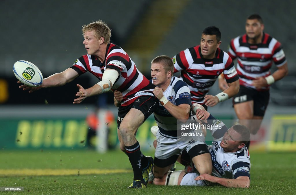 ITM Cup Rd 11 - Auckland v Counties Manukau