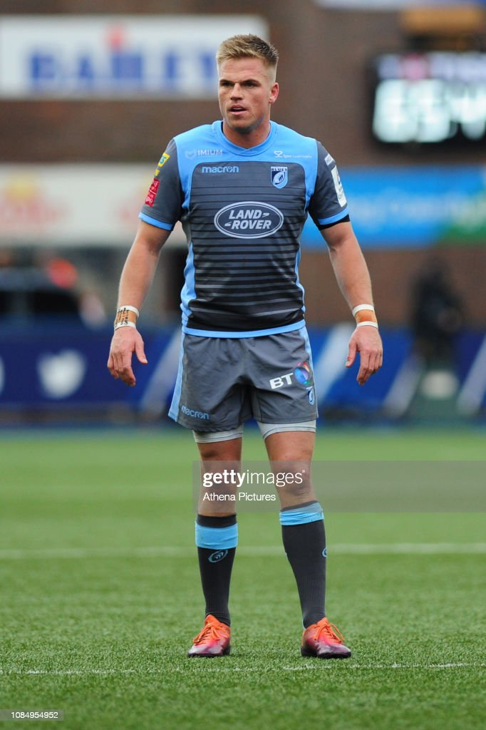 Cardiff Blues v Lyon Olympique Universitaire - Heineken Champions Cup : News Photo