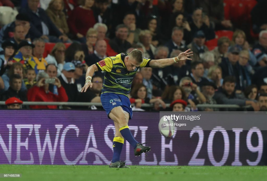 Cardiff Blues v Gloucester Rugby - European Rugby Challenge Cup Final : News Photo