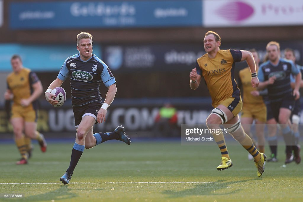 Cardiff Blues v Bristol Rugby - European Rugby Challenge Cup