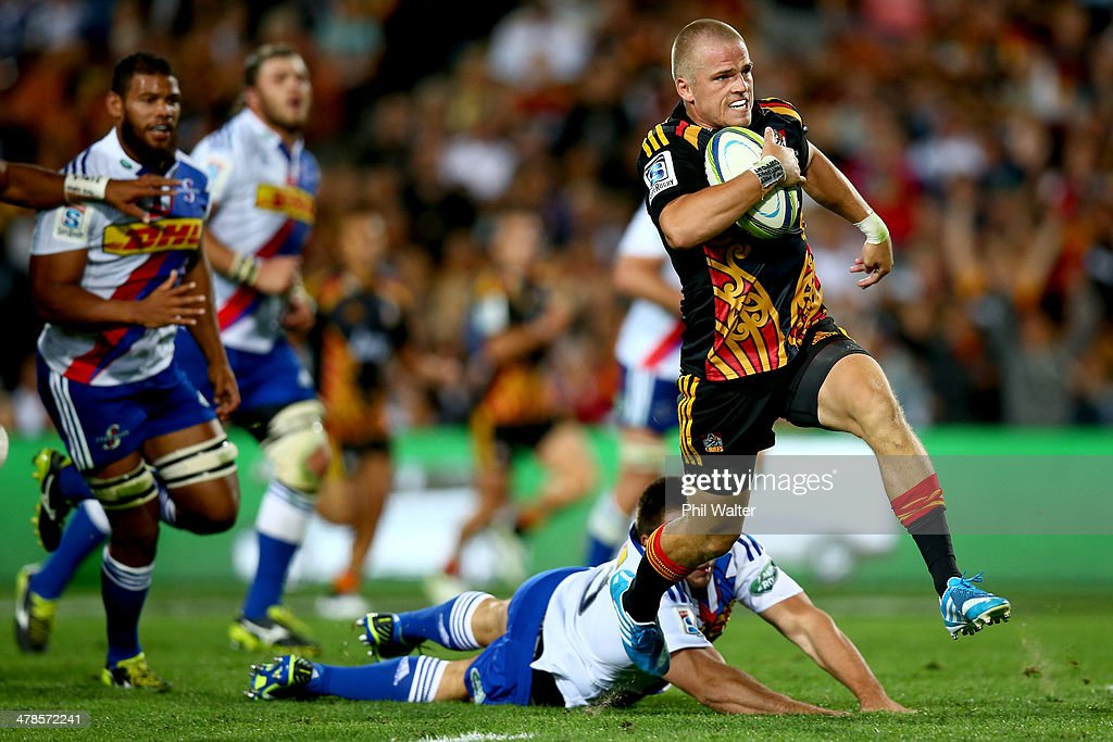 Super Rugby Rd 5 - Chiefs v Stormers