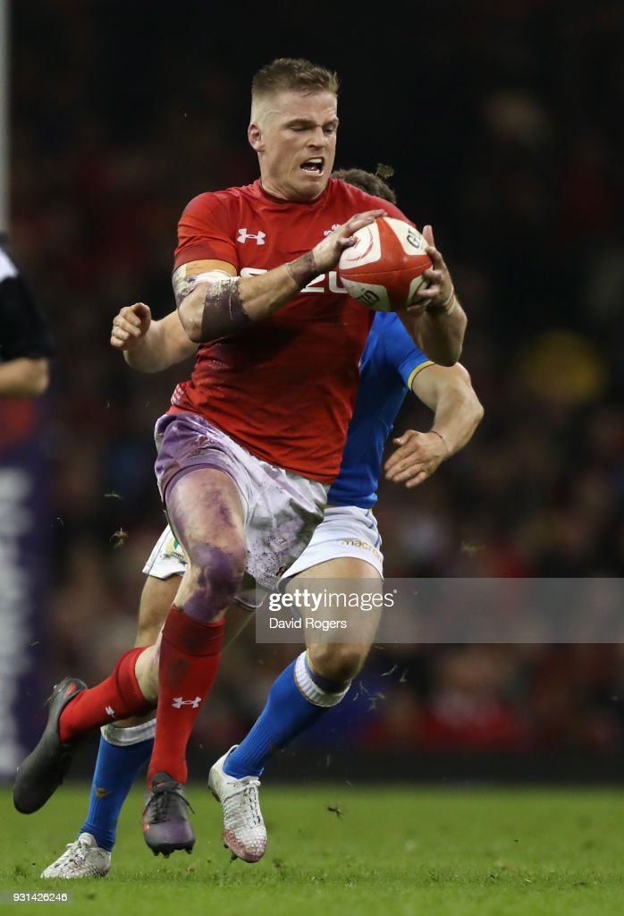 Wales v Italy - NatWest Six Nations : News Photo