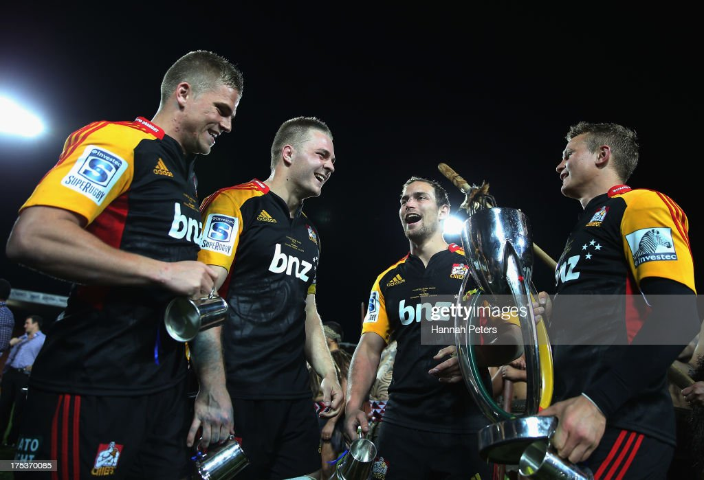 Super Rugby Final - Chiefs v Brumbies