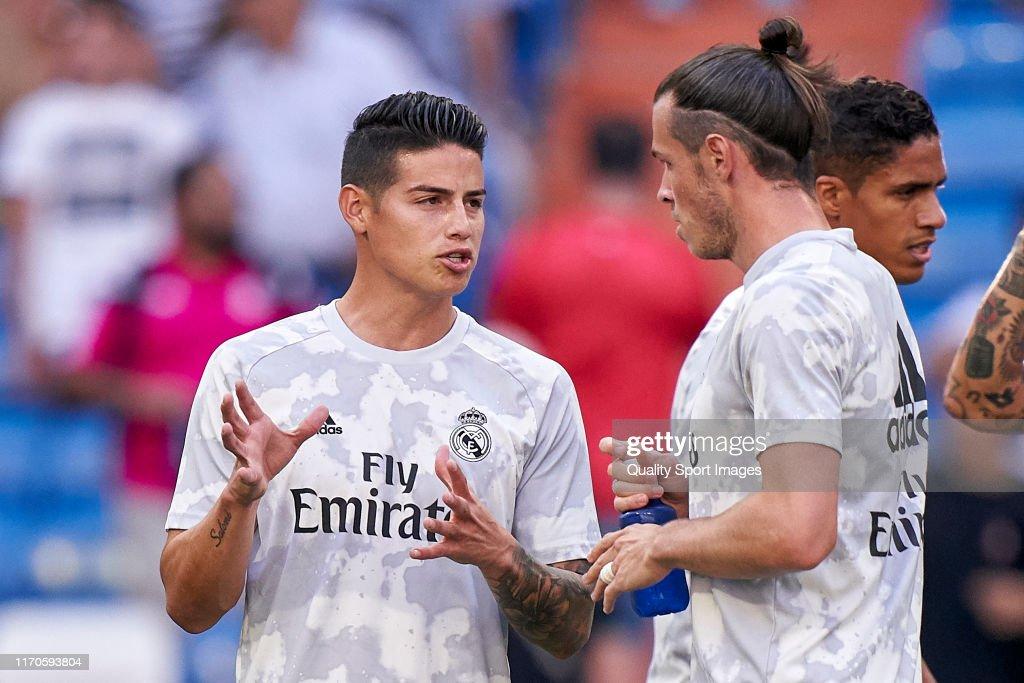 Real Madrid CF v Real Valladolid CF  - La Liga : ニュース写真