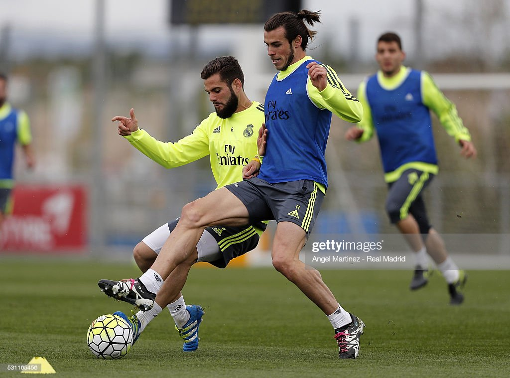 Real Madrid Training and Press Conference