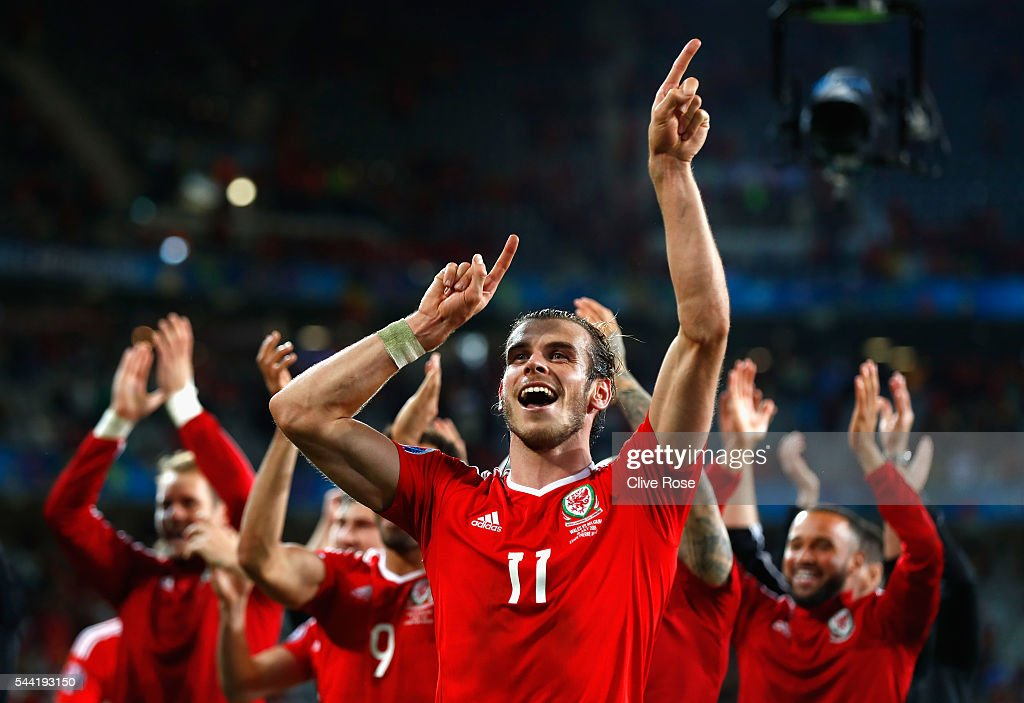 Wales v Belgium - Quarter Final: UEFA Euro 2016 : ニュース写真