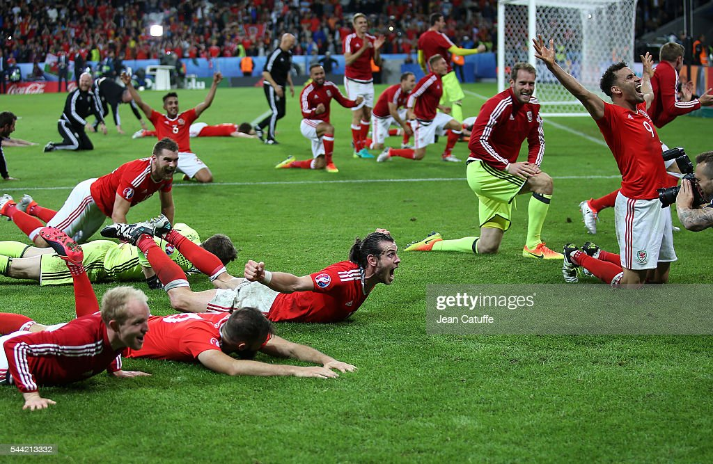 Wales v Belgium - Quarter Final: UEFA Euro 2016 : News Photo
