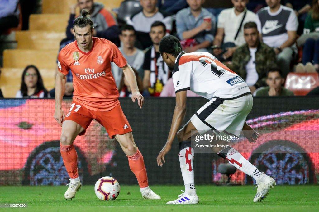 Rayo Vallecano v Real Madrid - La Liga Santander : News Photo