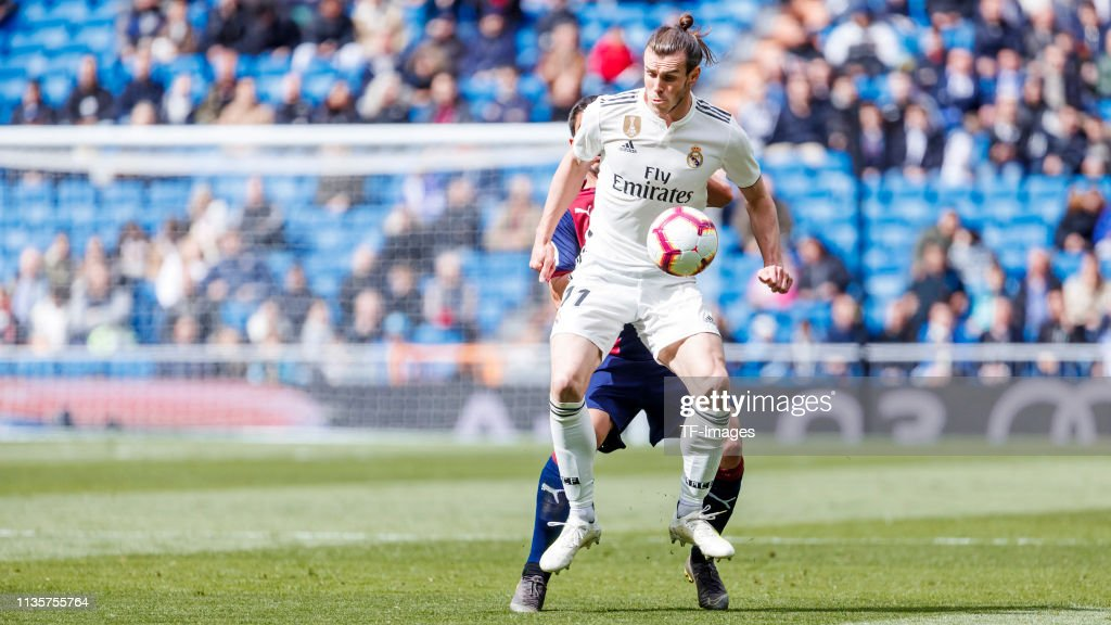 Real Madrid CF v SD Eibar - La Liga : News Photo