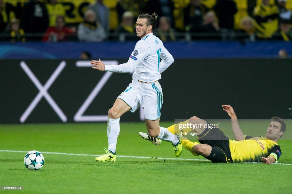 Borussia Dortmund v Real Madrid - UEFA Champions League : ニュース写真