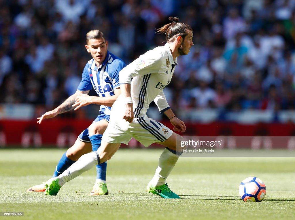 Real Madrid CF v Deportivo Alaves - La Liga : News Photo