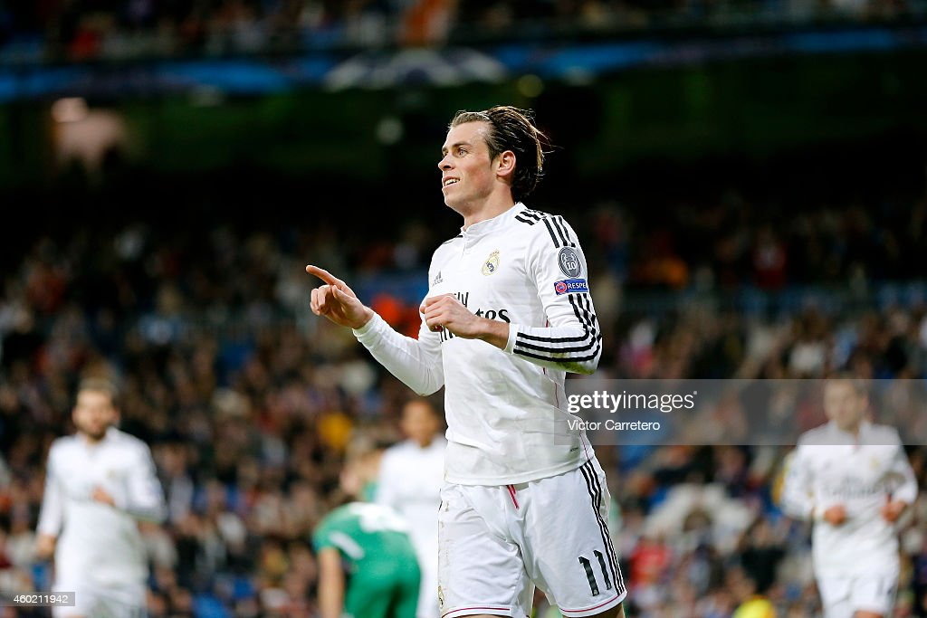Real Madrid CF v PFC Ludogorets Razgrad - UEFA Champions League : News Photo