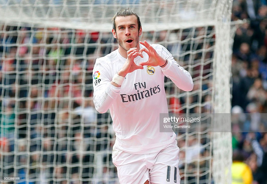 Real Madrid CF v Sporting Gijon - La Liga : News Photo