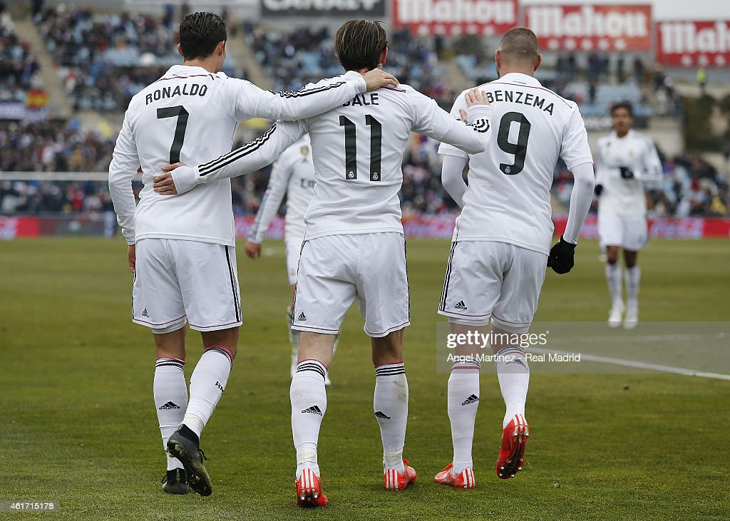 Getafe CF v Real Madrid CF - La Liga : News Photo