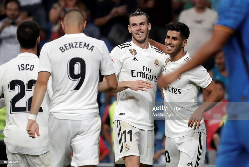 Image result for bale benzema asensio