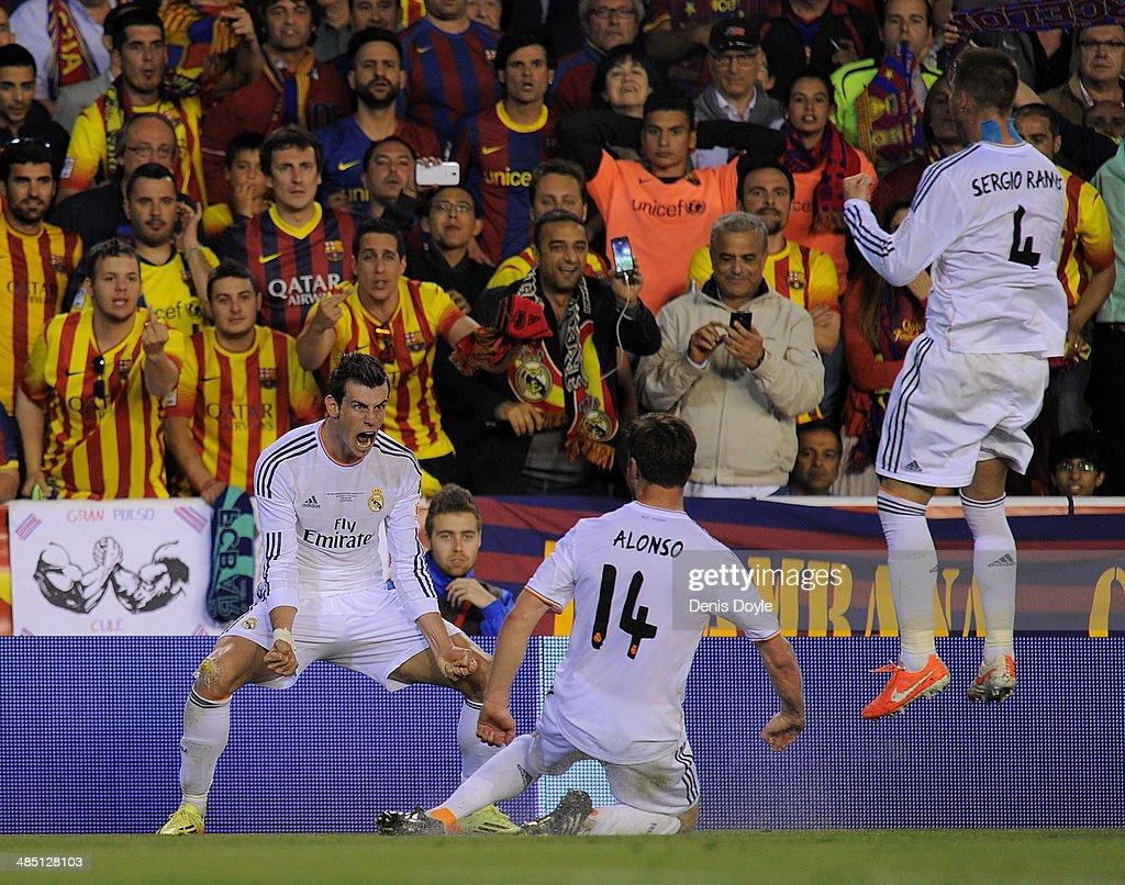 Real Madrid v Barcelona - Copa del Rey Final : News Photo