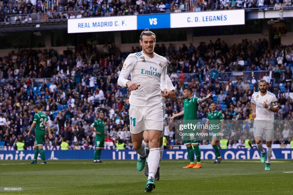 Real Madrid v Leganes - La Liga : News Photo