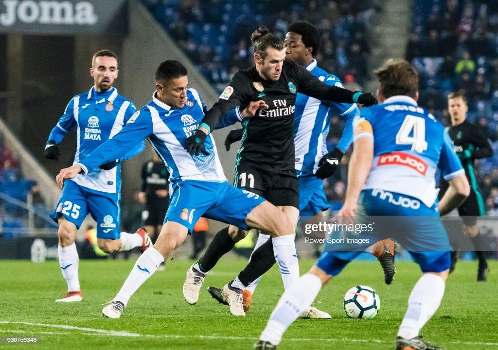 La Liga 2017-18 - RCD Espanyol vs Real Madrid : News Photo